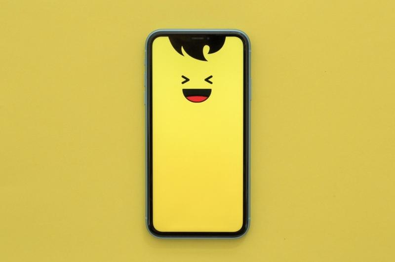 Hình nền giấu notch iPhone