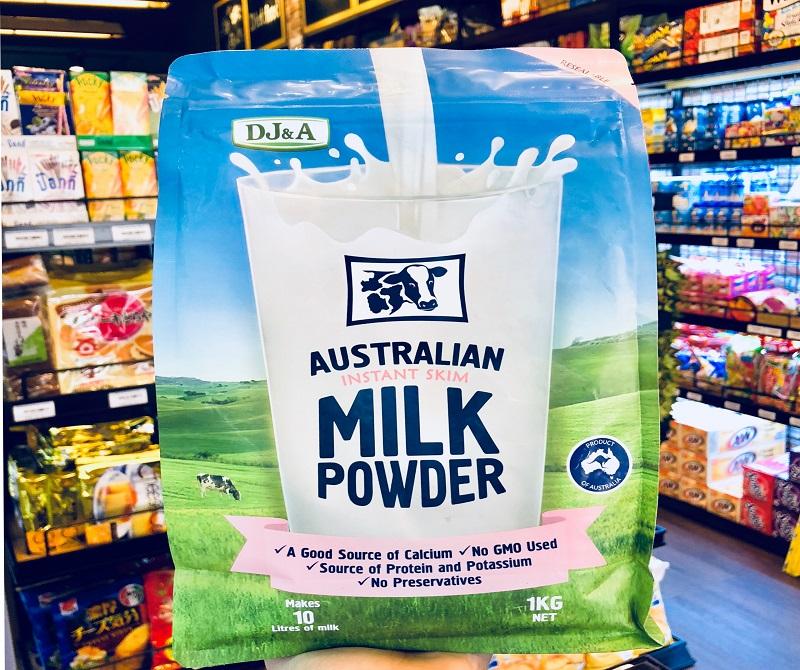 Các loại sữa dành cho người gầy giúp tăng cân gấp rút nhất