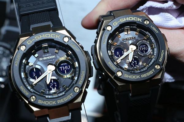 Kiểm tra đồng hồ G-Shock