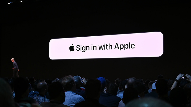 Tính năng Sign In with Apple