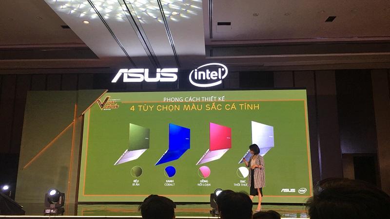 ASUS VivoBook S15 và S14 ra mắt: Camera 3D hồng ngoại, tích hợp Intel Optane H10