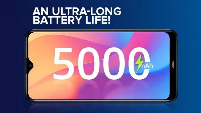 Redmi 8A ra mắt: Pin 5.000 mAh, có sạc nhanh, giá chỉ 2 triệu đồng