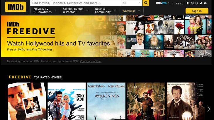 Điểm IMDb là gì?