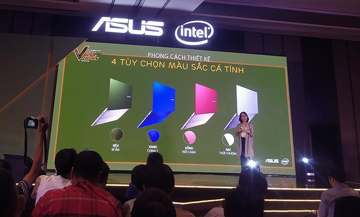 ASUS ra mắt VivoBook S15/S14