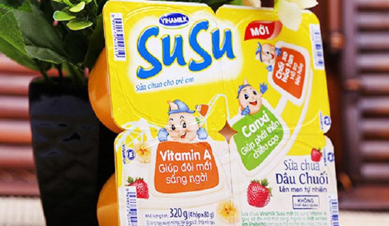 Các loại sữa chua cực ngon và bổ dưỡng cho bé dưới 1 tuổi