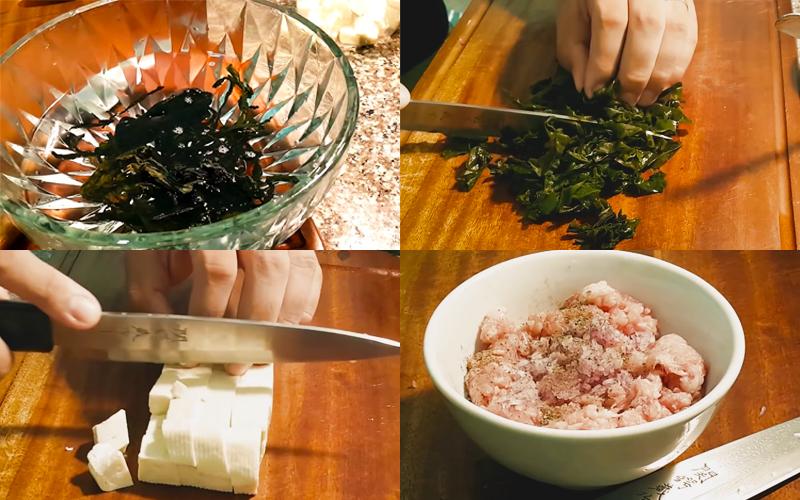Cách nấu canh rong biển đậu phụ non ngon vô cùng bổ dưỡng