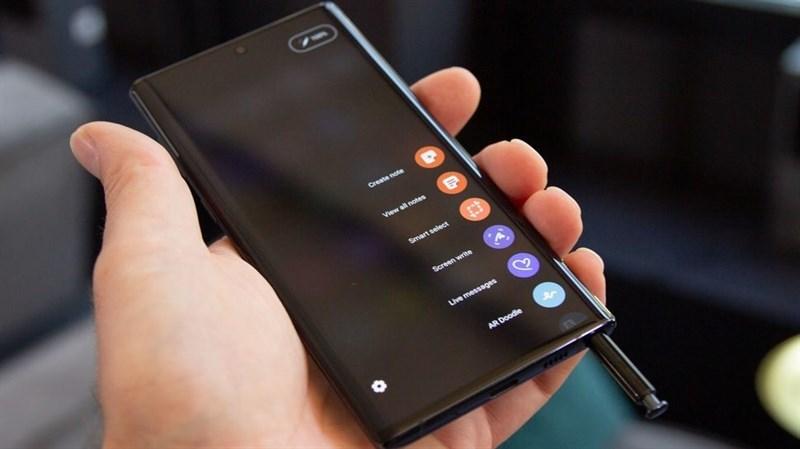 Samsung có thể đang phát triển 1 mẫu Galaxy Note giá rẻ