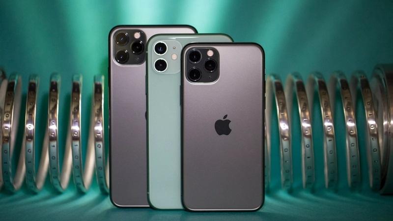 បីកំណែ iPhone 11 ថ្មី