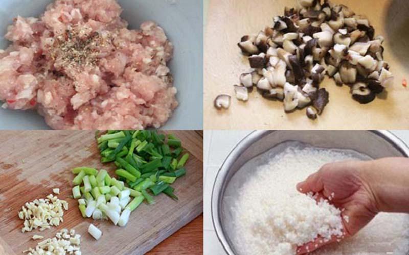 Cách nấu cháo thịt bằm bằng nồi cơm điện thơm ngon, không bị trào