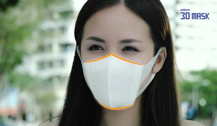 Khẩu trang 3D Mask có gì đặc biệt mà nhiều người tìm mua đến thế