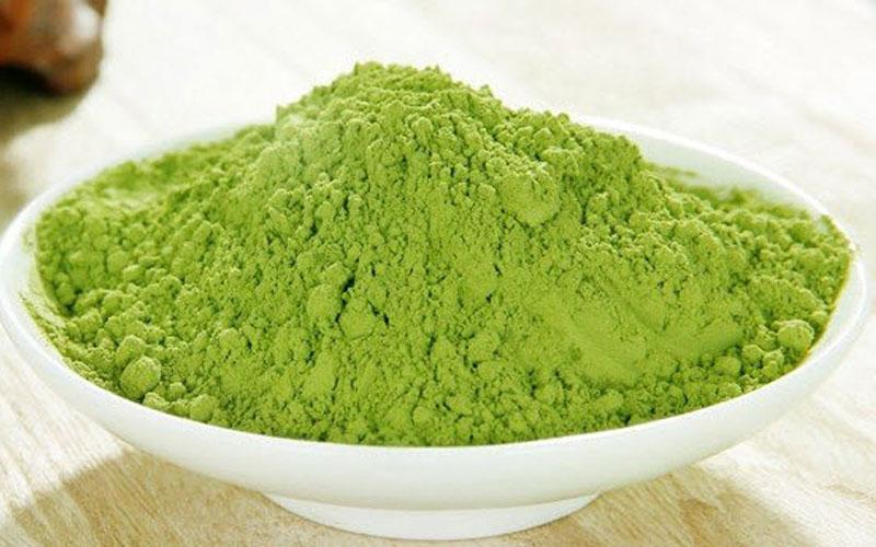 Mặt nạ bột lá neem Ấn Độ với sữa chua giúp trị mụn, kiềm dầu siêu hiệu quả