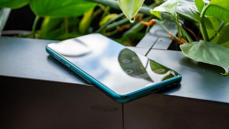 Nokia 7.2 màu Cyan Green là chiếc smartphone bán chạy nhất trên Amazon
