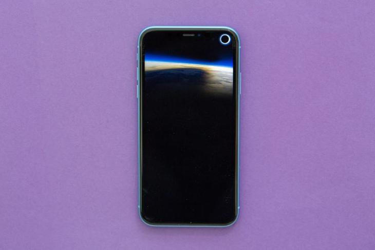Hình nền giấu notch cực chất cho các dòng iPhone mới