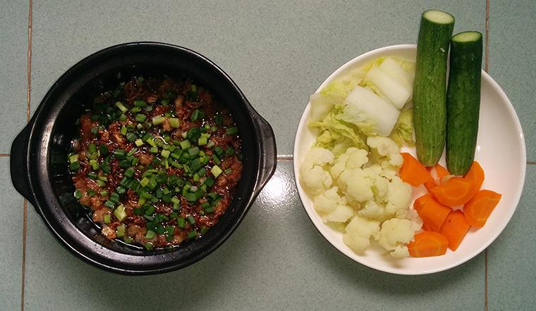 Chia sẻ cách làm kho quẹt rau củ đơn giản mà ngon cơm của bạn Thuý Hằng