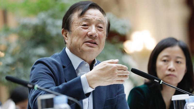 CEO Ren Zhengfei