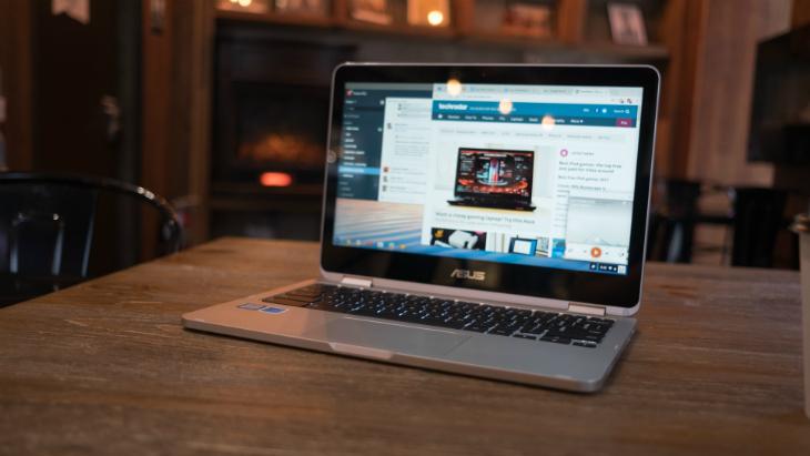 Đọc báo trên Chromebook