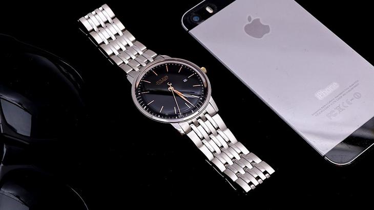 Julius Limeted: Thương hiệu đồng hồ được sản xuất với số lượng nhỏ, với đặc tính máy cao cấp