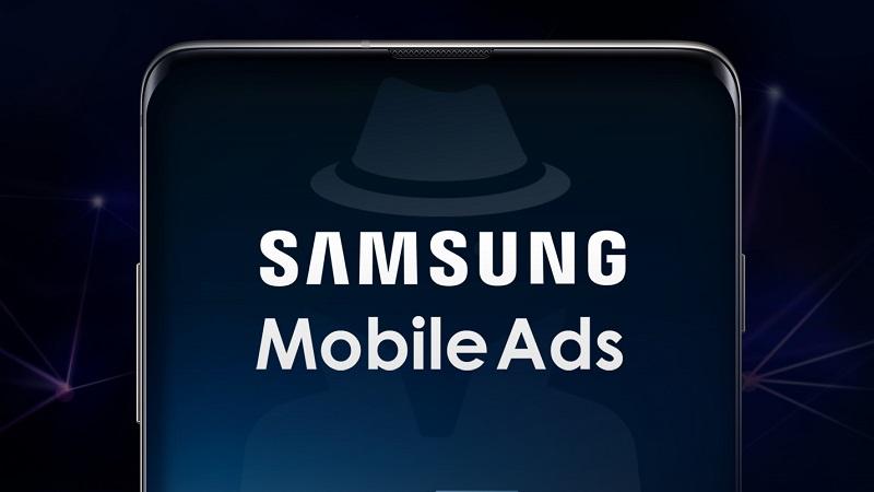 Điện thoại Samsung có thể sắp bị chèn quảng cáo vào giống như Xiaomi