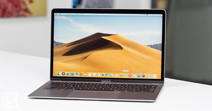 MacBook Air mang thiết kế mỏng và nhẹ
