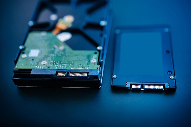 Khi nào nên chọn SSD hay HDD?