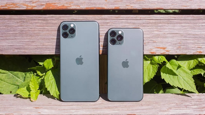 Consumer Reports: iPhone 11 Pro, iPhone 11 Pro Max đứng đầu trong bảng xếp hạng