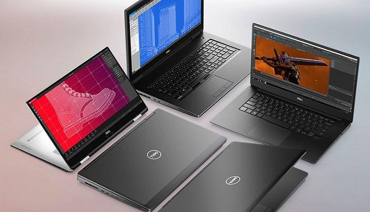 Tính đa dạng các dòng sản phẩm của Dell