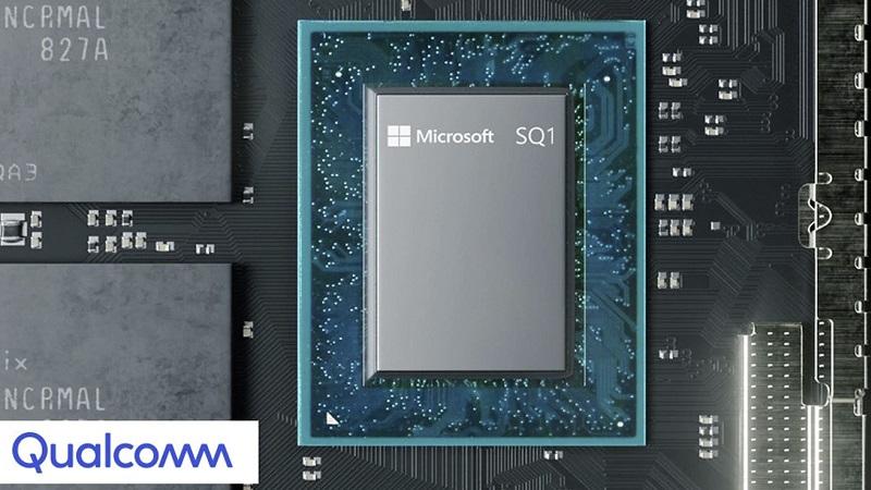 Thông số chip Microsoft SQ1: Toàn thấy công nghệ đến từ Qualcomm