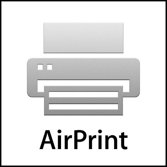 Cách in bằng Apple AirPrint
