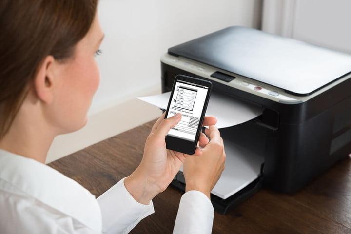 Hướng dẫn cách kết nối máy in và in từ điện thoại iPhone/iPad
