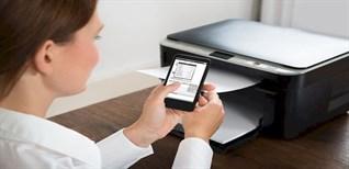 Hướng dẫn cách kết nối máy in và in từ điện thoại iPhone, iPad