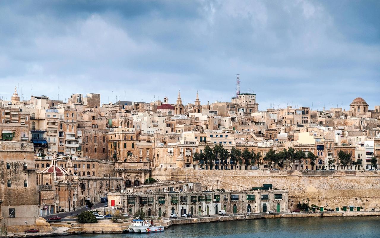 Thành phố gần biển ở Malta