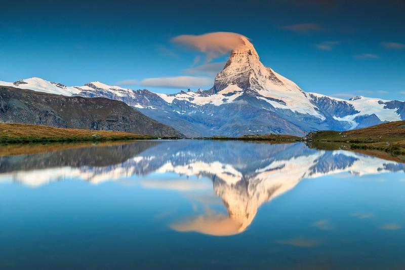 Núi Matterhorn ở Thụy Sĩ