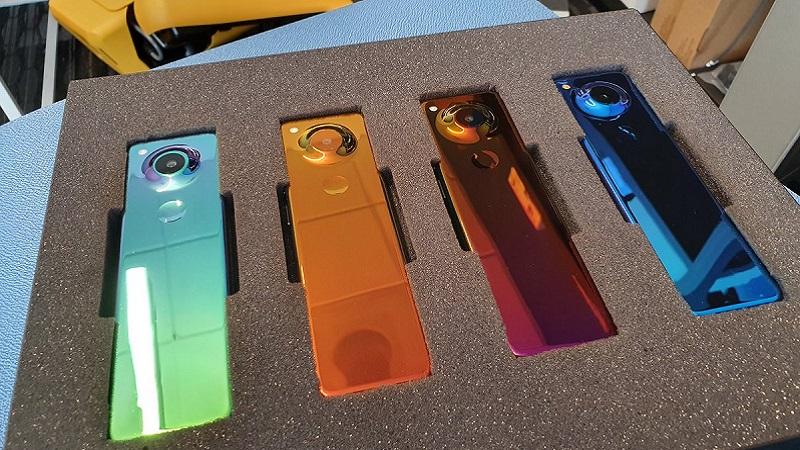 Andy Rubin tiết lộ thông tin về thế hệ Essential phone tiếp theo: thiết kế 'cực độc'
