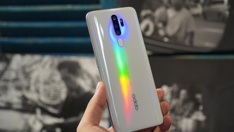 OPPO A5 (2020) 4 camera sau, pin 5.000mAh chuẩn bị lên kệ Thế Giới Di Động, đây là giá bán chính thức