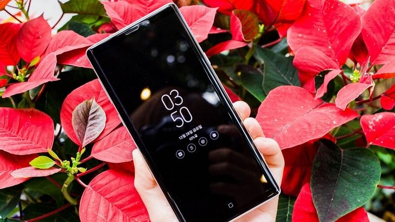 Samsung bắt đầu thử nghiệm Android 10 cho Galaxy Note 9