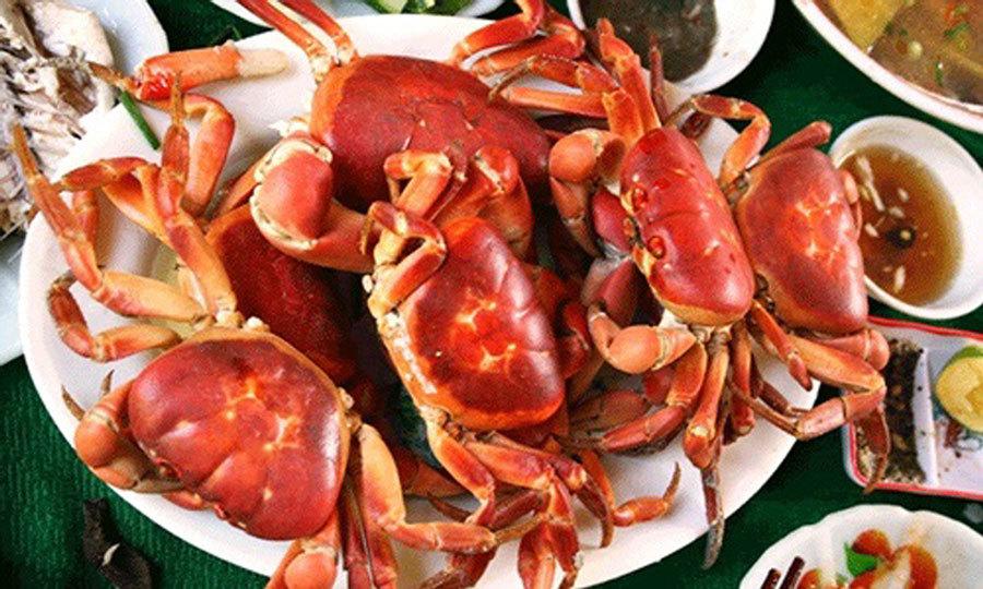 Các loại cua ở Việt Nam và được xem là đặc sản của từng vùng