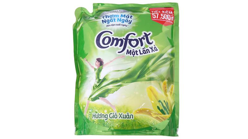 Muốn quần áo thơm lâu suốt cả ngày, chọn các loại nước xả Comfort này