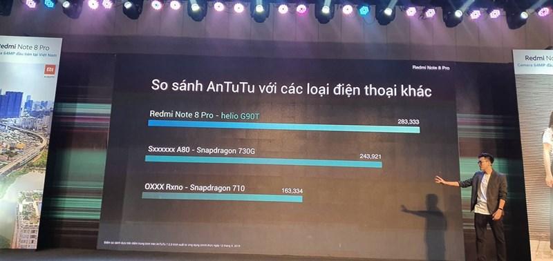 """Bộ 3 smartphone """"ngon bổ rẻ"""" Redmi 8, Redmi Note 8 và Redmi Note 8 Pro ra mắt tại Việt Nam - ảnh 5"""