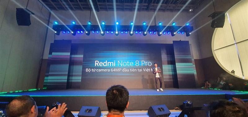 """Bộ 3 smartphone """"ngon bổ rẻ"""" Redmi 8, Redmi Note 8 và Redmi Note 8 Pro ra mắt tại Việt Nam - ảnh 3"""