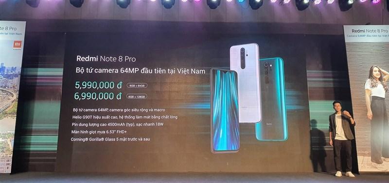 """Bộ 3 smartphone """"ngon bổ rẻ"""" Redmi 8, Redmi Note 8 và Redmi Note 8 Pro ra mắt tại Việt Nam - ảnh 6"""