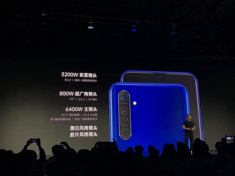OPPO K5 ra mắt: Chip Snapdragon 730G, sạc nhanh VOOC 4.0, giá từ 6.2 triệu - ảnh 4
