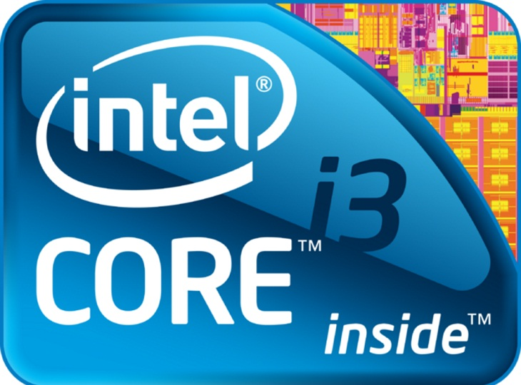 chip Intel Core i3