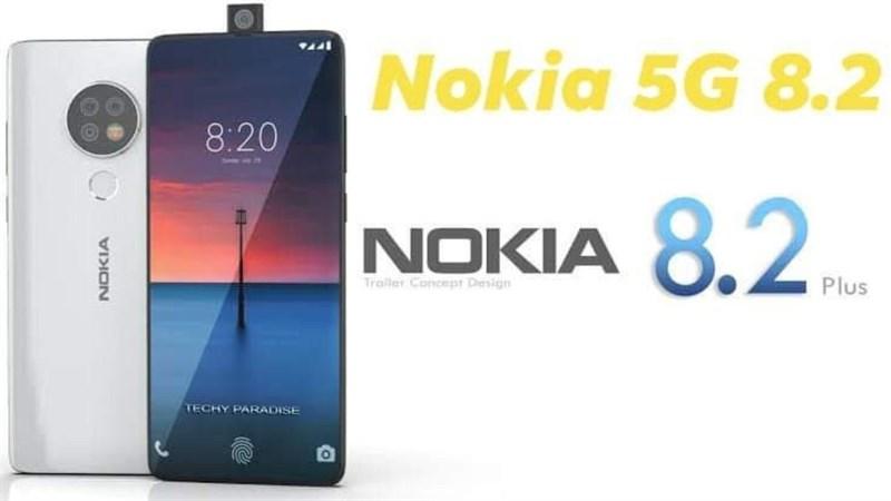 Hé lộ nhiều thông tin thú vị về Nokia 8.2 5G: 4 camera 64MP, giá hơn 11 triệu - ảnh 3