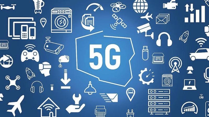 Apple phát triển 5G