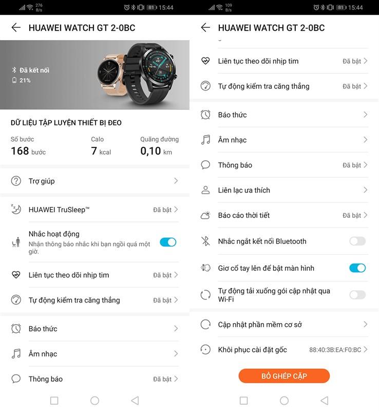 Đánh giá chi tiết Huawei Watch GT2: Bản nâng cấp tốt từ tiền nhiệm - ảnh 6