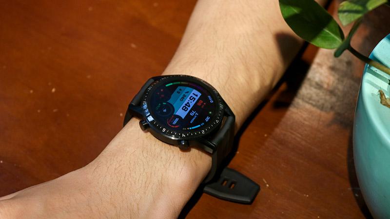 Đánh giá chi tiết Huawei Watch GT2: Bản nâng cấp tốt từ tiền nhiệm - ảnh 1
