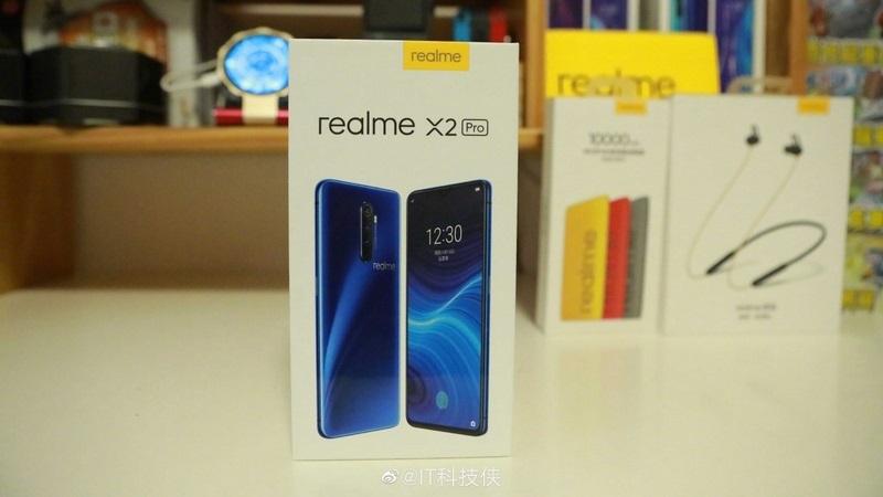 Realme tiết lộ chi tiết 4 camera mặt sau, xác nhận ngày trình làng Realme X2 Pro
