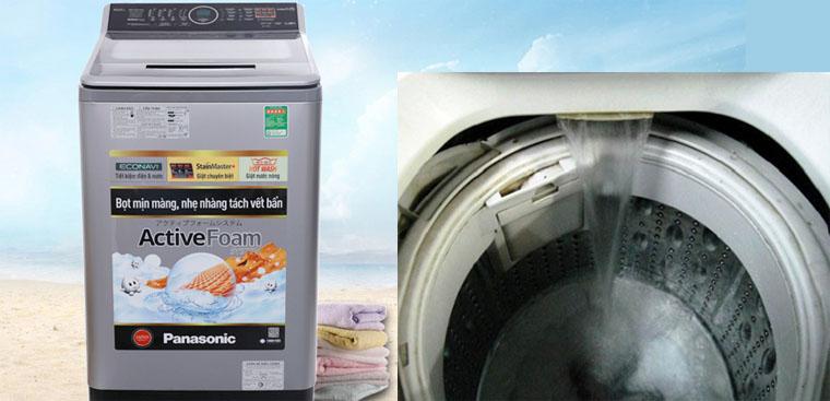 Máy bơm tăng áp mini lắt đặt cho máy giặt, bình nóng lạnh