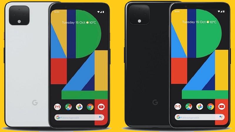 Pixel 4 và Pixel 4 XL lộ ảnh, sao nhìn thiết kế camera quen quá vậy ta?