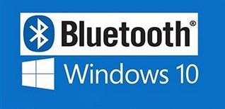 5 cách khắc phục nhanh nhất khi bluetooth không hoạt động trên Windows 10